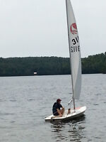REDUCED PRICE! Sailboat