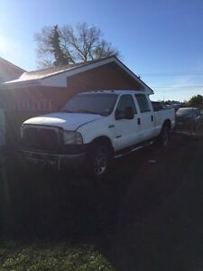 Parting out! 2001 ford 6.0L diesel