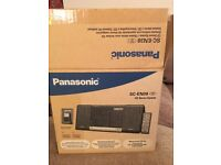 Panasonic Sound System with iPod Dock