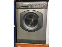 Hotpoint washing machine 7kg grey colour very good condition for sale