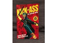 Kick Ass graphic novel in excellent cinditin