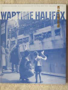 WARTIME HALIFAX by William D. Naftel