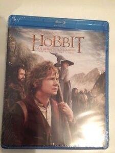 Le hobbit: un voyage innattendu (Blu-ray)