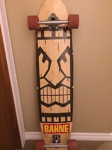 Pintail style long board