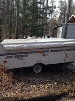 2011 jayco sport tent trailer Price Reduced Must Sell