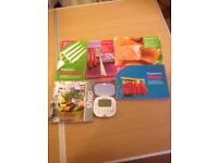Weight watchers books and calculator