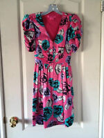 BETSEY JOHNSON CUP OF TEA DRESS SIZE 0