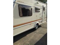 Eldiss 4 berth awning