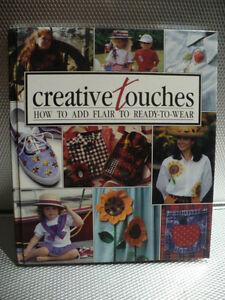CREATIVE TOUCHES