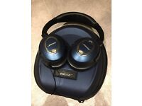 Bose Quiet Comfort 15 Limited Edition Blue QC15 Headphones