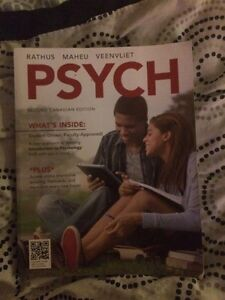 Psych text book