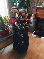 TaylorMade R7 Rescue complet avec sac