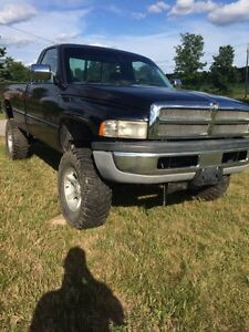 1995 ram heavy half ton lifted  Kawartha Lakes Peterborough Area image 5