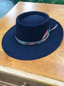 Hat fits young teenager size large