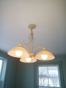 Lovely looking dining room light only $20