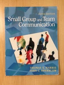 Small Group and Team Communication