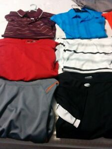 Men's Athletic Sports Shirts