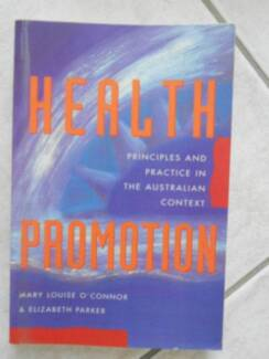 Health Promotion Principles & Practice in the Australian Context
