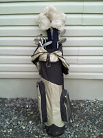 Ensemble de golf droitier pour femme FILA - nouveau prix!