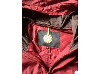XL pretty green jacket