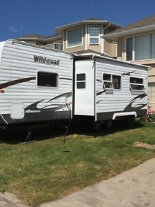 2010 Wildwood by Forest River 26ft  Prince George British Columbia image 1