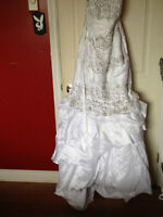 New Wedding Dresses going for a bargain!