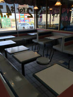 Restaurant/Take Out: Dining Room Furniture Package for Sale