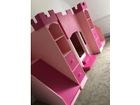 Dreams castle Bunk beds
