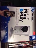 Swann Eye HD Plug and Play Security Camera