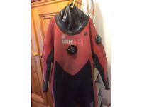 Northern Diver Outer Edge Dry Suit