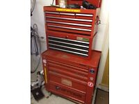 Roll cab tool boxes ... Stack of 3. sykes pickavant