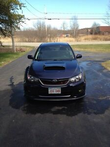2011 Subaru WRX Limited Leather Low kms