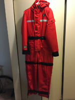 Mustang Survival Suit - XS (Up to 150lbs)