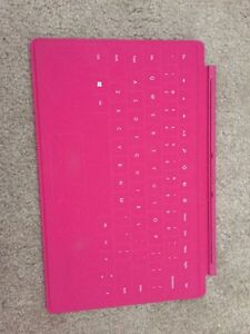 Surface RT touch keyboard