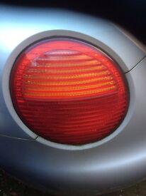 VW beetle rear light (passenger side )