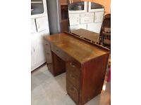 Old Fashioned Dressing Table - Can Deliver