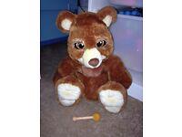 Emotion pets Bruno bear
