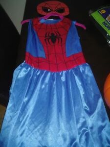 2 costumes Halloween fille 4-6 ans