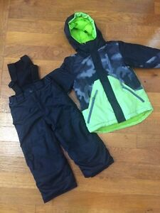 Boys Snowsuit Size 4