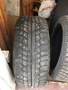 3 X GISLAVED NORDFROST5 225/45R17