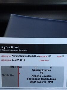 2 Flames tickets