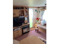 6 berth dog friendly static caravan to let in East Runton ,Cromer