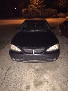 2002 Pontiac grand am Regina Regina Area image 2