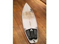 "Al Merrick Peregrine Surfboard 6'1"""