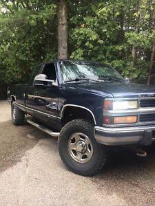 1996 k1500 6.5 turbo diesel