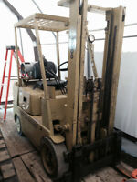 5000lb Forklift NEED GONE BY SATURDAY
