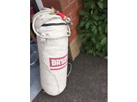 Punchbag by Bryant canvas punch bag