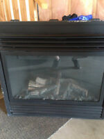 """Gas Fireplace (Insert) 36"""" for sale $450"""