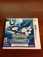 BARTER! Pokemon Alpha Sapphire! ALL OFFERS LOOKED AT!!!