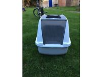 Cat litter tray- free for collection